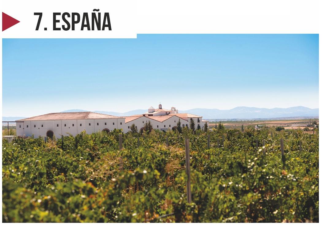 España en primavera