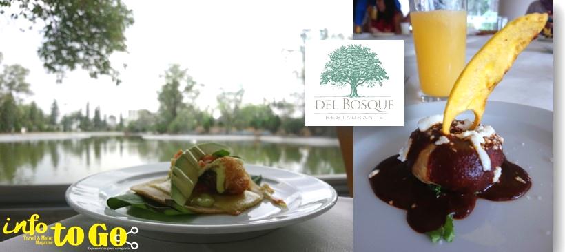 Saborea el Festival Poblano y de Cuaresma en Del Bosque Restaurante