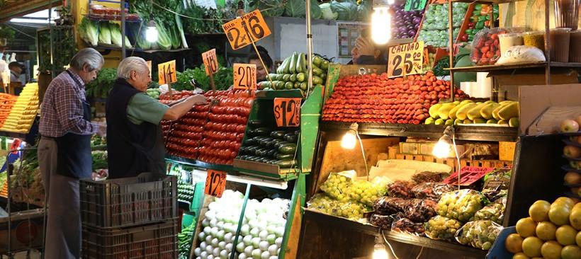 Viaja a un mundo lleno de olores y sabores en la Central de Abasto de la CDMX