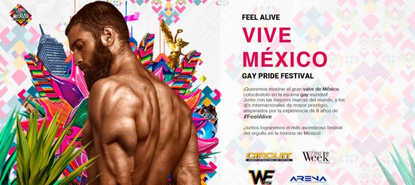 México Pride Festival, Orgullo LGTBIQ en CDMX