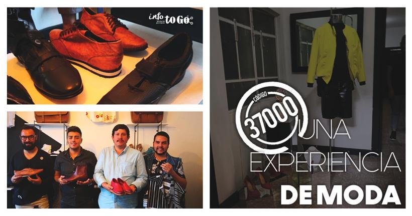 Código 37000 una experiencia de moda