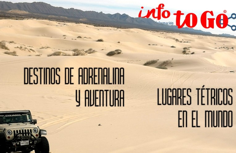 adrenalina en desierto chihuahua
