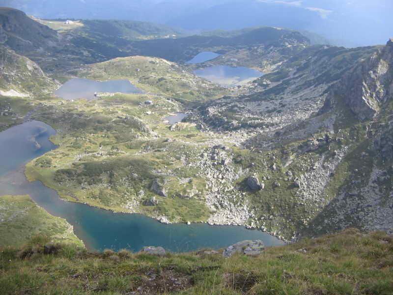 Седемте рилски езера - зона на космическа енергия