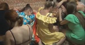 Секс-рабынь с Украины продавали за 500$