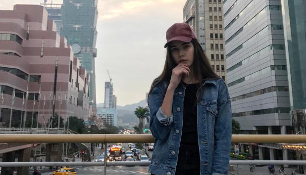В Китае умерла российская 14 летняя модель.