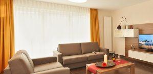 Dünenhaus Aurell Bansin Usedom Appartement 1