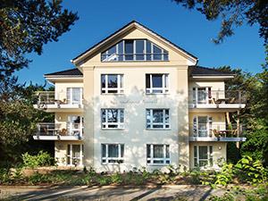 Strandhaus Aurell - Kaiserbäder Pension Bansin