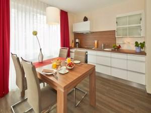 Dünenhaus Aurell Appartement 4 Pension