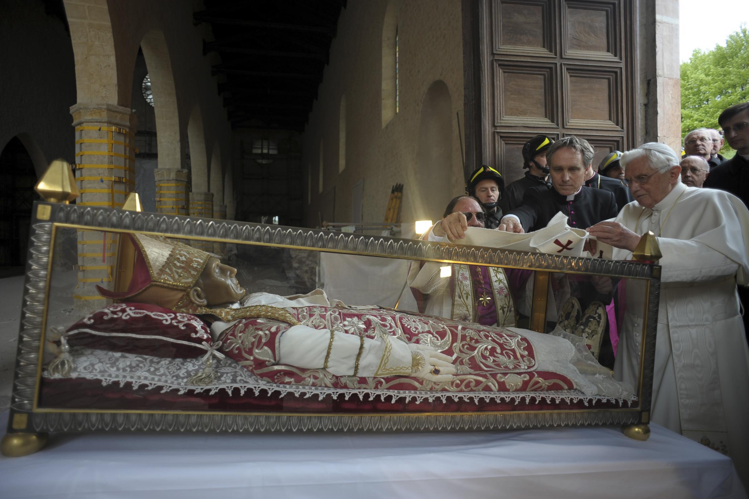 Resultado de imagen para San Celestino V Papa