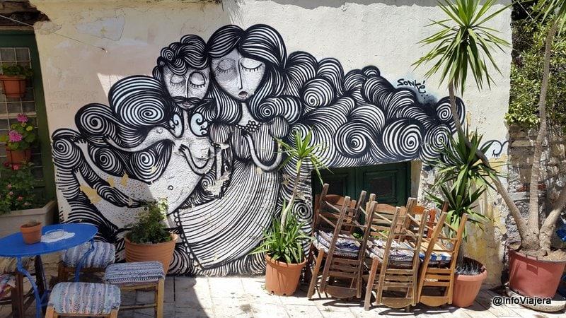 Arte_Callejero_Plaka_Atenas_Grecia