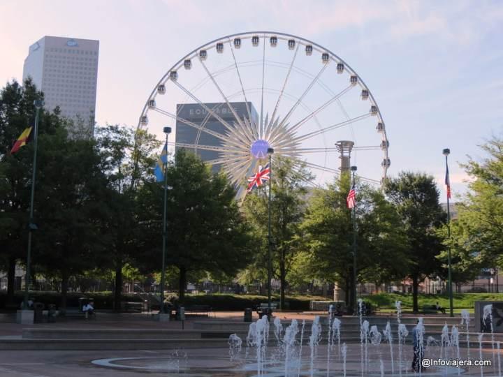 Atlanta, una conexión larga: Qué hacer en unas horas y datos del ...