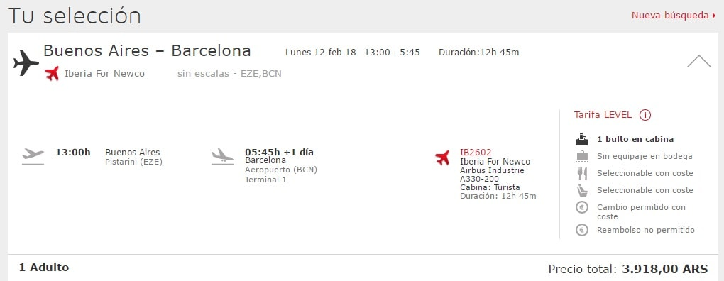 Level pod s comprar vuelos en tramos individuales hacia for Vuelos barcelona paris low cost
