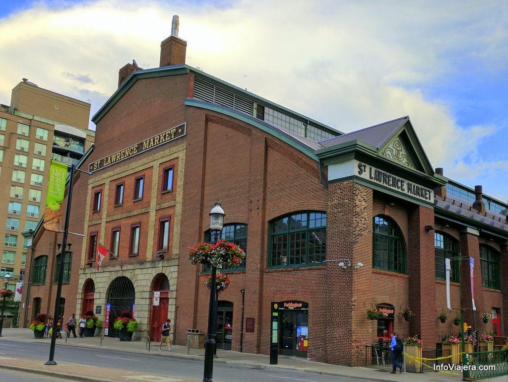 St. Lawrence Market en Toronto (Canadá), un lugar para visitar ...