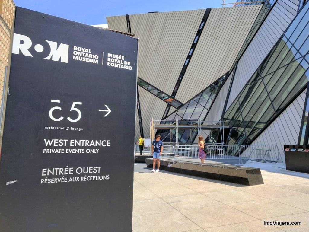 El Royal Ontario Museum de Toronto (Canadá) | Info Viajera