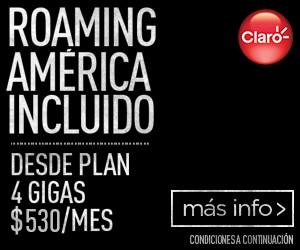 Plan Claro América Roaming