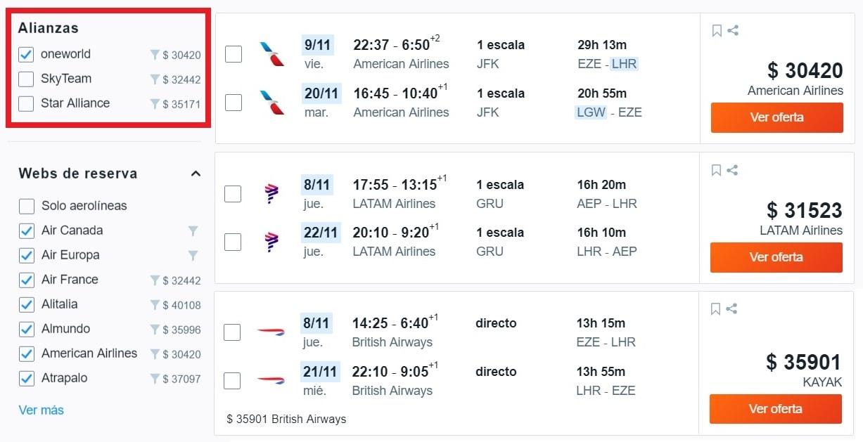 7d3fefe2367b Veamos un poco más en detalle los motivos para elegir volar con determinada  alianza
