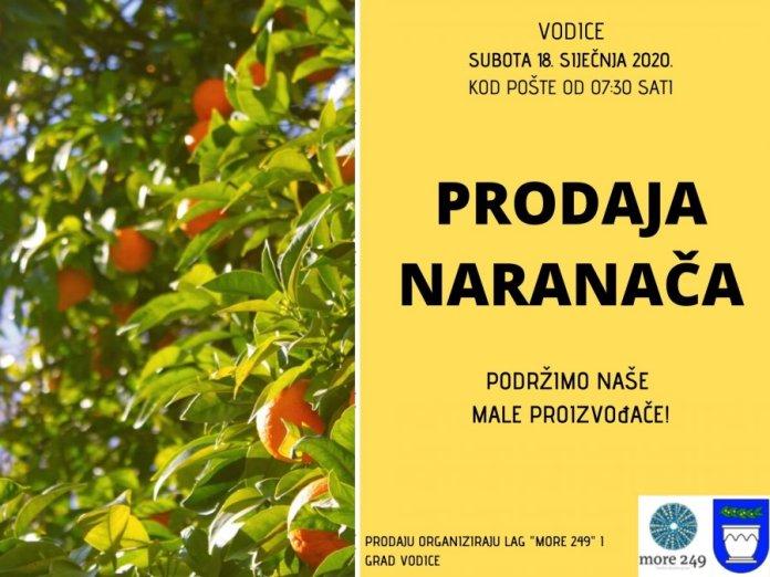 Pomozite svom imunitetu prirodnim vitaminima: U subotu kod pošte prodaja domaćih naranči