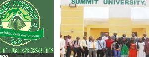 Summit University OFFA Post UTME Form