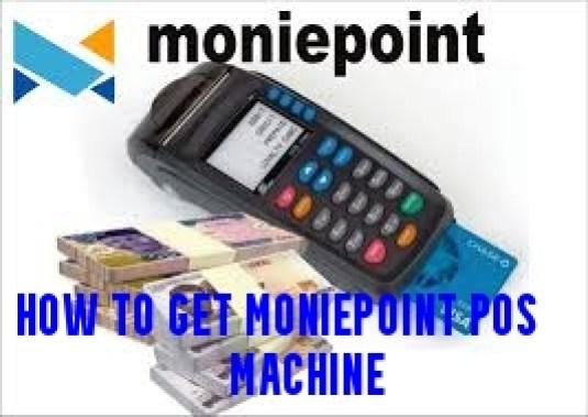 How to Get Moniepoint POS Machine