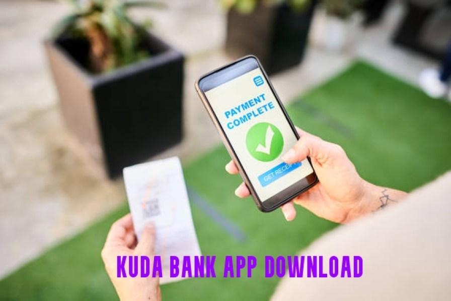 Kuda Bank App Download