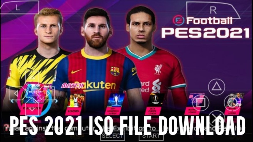 PES 2021 ISO File Download
