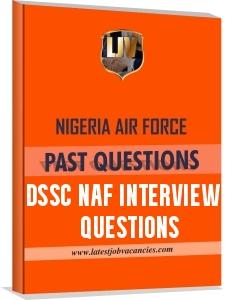 DSSC NAF Interview Questions