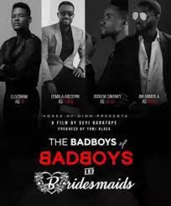 Badboys and Bridesmaids Movie