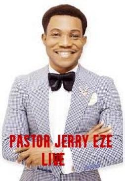 Pastor Jerry Eze Live