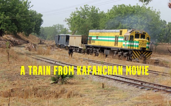 Train from kafanchan Movie