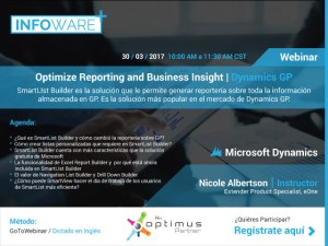 Optimize Reporting and Business Insight
