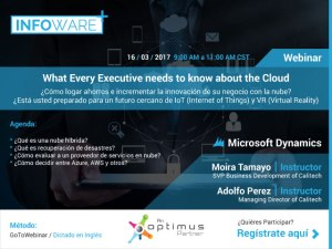 What Every Executive needs to know about the Cloud