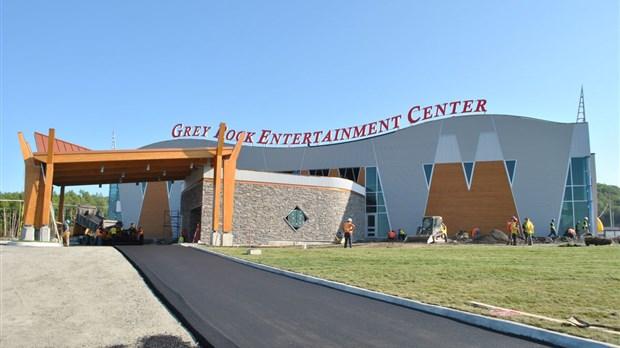 le centre de divertissement grey rock ouvre ses portes vendredi