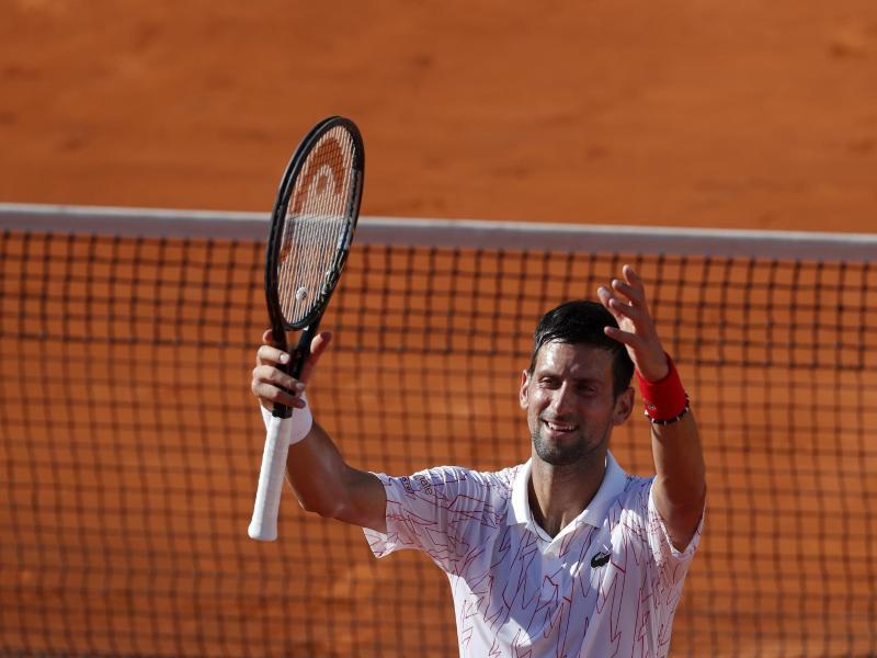 Wurde nun auch positiv auf das Coronavirus getestet: Novak Djokovic. Foto: Darko Vojinovic/AP/dpa