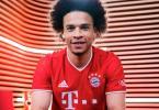 Leroy Sané wechselt zum FC Bayern. Der 24-Jährige unterschrieb in München einen Fünfjahresvertrag. Foto: -/FC Bayern/dpa