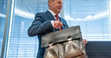 Seine Aussagen im Wirecard-Finanzausschuss waren für die Opposition nicht ausreichend:Finanzminister Olaf Scholz. Foto: Michael Kappeler/dpa