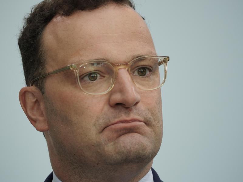 Jens Spahn (CDU), Bundesminister für Gesundheit. Foto: Michael Kappeler/dpa