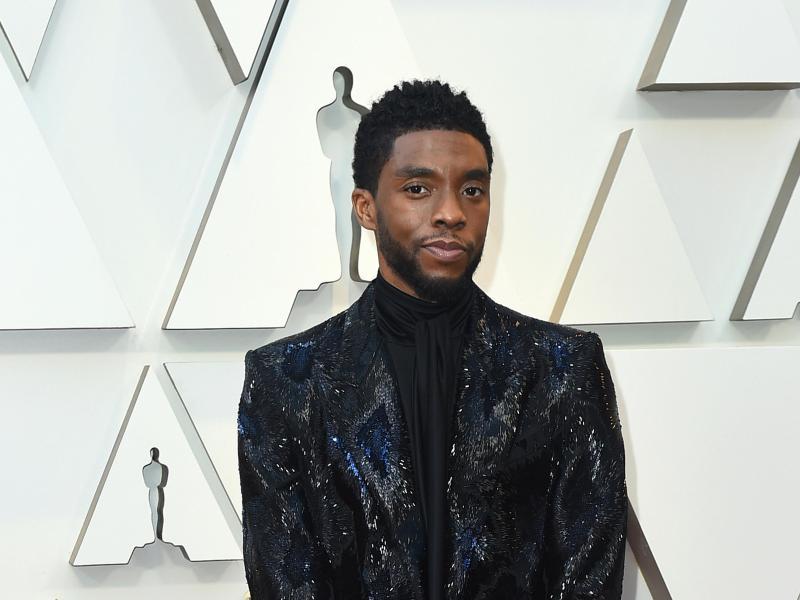 «Black Panther»-Star Chadwick Boseman ist an einer Darmkrebs-Erkrankung verstorben. Foto: Jordan Strauss/Invision/AP/dpa