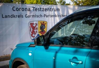 Nach einem heftigen Corona-Ausbruch im oberbayerischen Garmisch-Partenkirchen ist noch unklar, mit welchen Konsequenzen die mutmaßliche Verursacherin rechnen muss. Foto: Lino Mirgeler/dpa