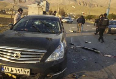 Ein hochrangiger iranischer Atomphysiker ist nahe Teheran einem Mordanschlag zum Opfer gefallen. Foto: Uncredited/Fars News Agency/AP/dpa