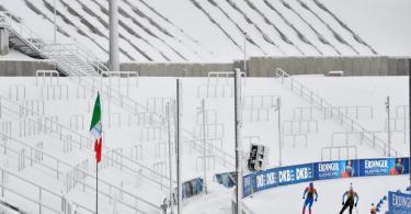 Die Biathleten starten in den ersten der beiden Weltcups in Oberhof. Foto: Martin Schutt/dpa-Zentralbild/dpa