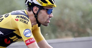 Nimmt sich erstmal eine Auszeit vom Radsport: Tom Dumoulin. Foto: Yuzuru Sunada/BELGA/dpa