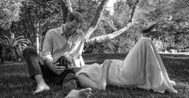 Prinz Harry und seine Ehefrau, Herzogin Meghan, erwarten ihr zweites Kind. Foto: Misan Harriman/The Duke And Duches/PA Media/dpa