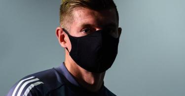Traut dem aktuellen DFB-Team einiges bei der paneuropäischen EM zu: Toni Kroos. Foto: Markus Gilliar/GES-Sportfoto/Pool/dpa