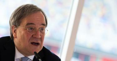 Armin Laschet ist der Ministerpräsident von Nordrhein-Westfalen. Foto: Federico Gambarini/dpa Pool/dpa