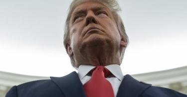 Ex-Präsident Donald Trump. Noch ist der Streit über den künftigen Kurs der US-Republikaner nicht entschieden. Foto: Evan Vucci/AP/dpa