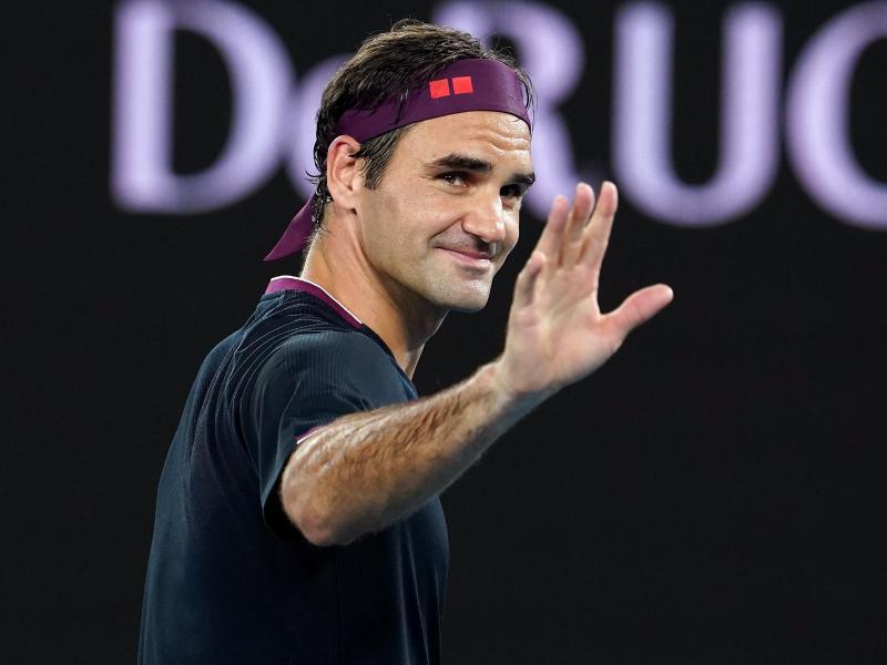 Sagte seinen Start in Dubai ab: Roger Federer. Foto: Dave Hunt/AAP/dpa