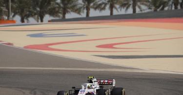 Mick Schumacher fährt in dieser Saison für das Haas F1 Team. Foto: Hasan Bratic/dpa