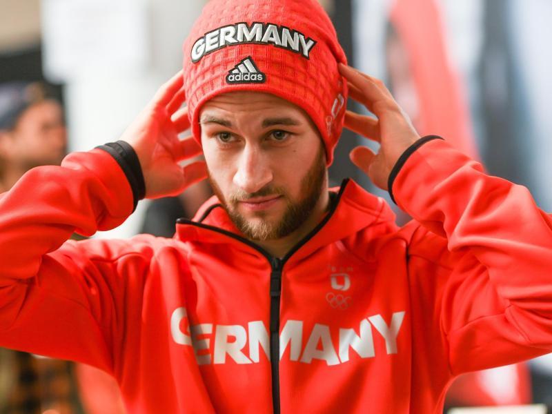Könnte sich vorstellen, dass Olympische Winterspiele auch von mehreren Ländern ausgerichtet werden: Markus Eisenbichler. Foto: Tobias Hase/dpa