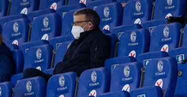 Ist neuer Sportvorstand bei Schalke 04: Peter Knäbel. Foto: Guido Kirchner/dpa