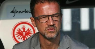 Verlässt Eintracht Frankfurt und wird Geschäftsführer von Hertha BSC: Fredi Bobic. Foto: Thomas Frey/dpa